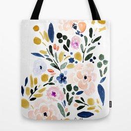 Sierra Floral Tote Bag