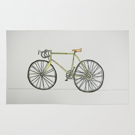 Racer Bike Rug