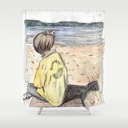 Cape Cod Shower Curtain