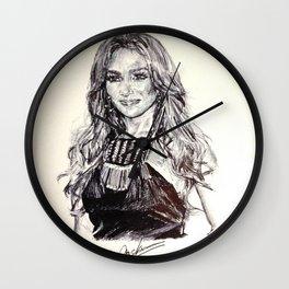 Jenny Sing Wall Clock