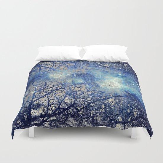 Winter Wood Duvet Cover