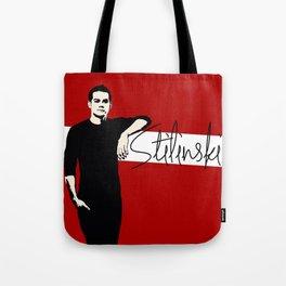 Team Human: Stilinski  Tote Bag