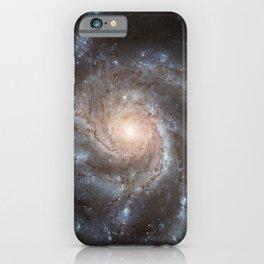 Messier 77 Spiral Galaxy  iPhone Case