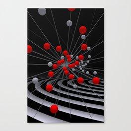 Moebius transformations Canvas Print