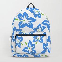 Blue Blossom Backpack