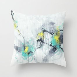 Catalyst Stage 01 Throw Pillow