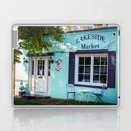 Lakeside Market Laptop & iPad Skin