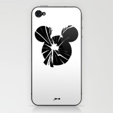 Mickey Is Dead No.1 iPhone & iPod Skin