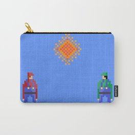 Mario vs Luigi Carry-All Pouch