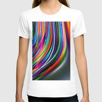 aurora T-shirts featuring Aurora by David  Gough