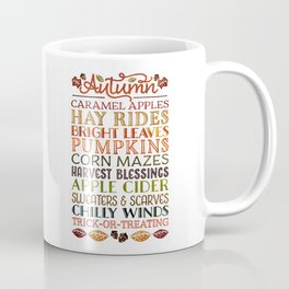 Autumn Fun Coffee Mug