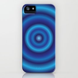 water circle iPhone Case