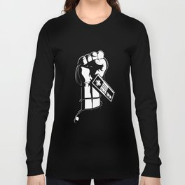 Retro Revolution Long Sleeve T-shirt