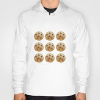 emoji Hoodies featuring COOKIE EMOJI by FaniS