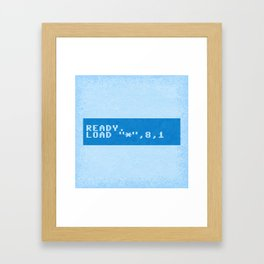 Ready to Get Loaded (screen) Framed Art Print