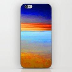 Painted Dawn iPhone & iPod Skin