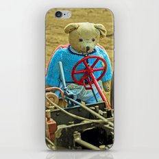 BEARY STEAM DREAM iPhone & iPod Skin