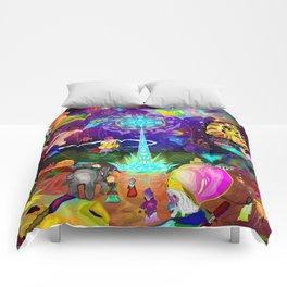 The Star of Bethlehem Comforters