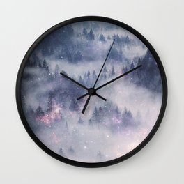 Space is Yours Wall Clock