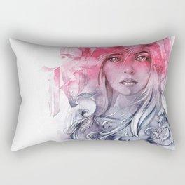 Fraktur Rectangular Pillow