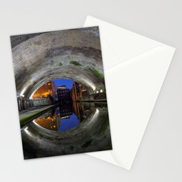 Canal Tunnel in Birmingham used as a set in the film Ready Player One Stationery Cards