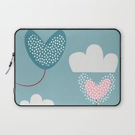 valentine ballons Laptop Sleeve