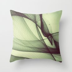 The Breeze Throw Pillow