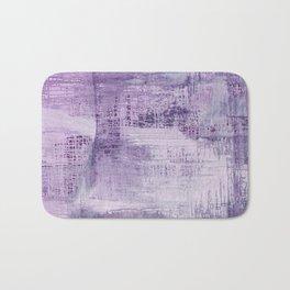 Dreamscape in Purple Bath Mat