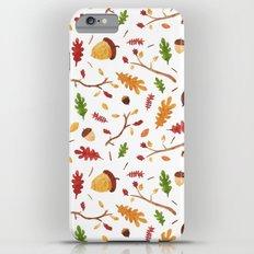 Autumn leaf pattern iPhone 6 Plus Slim Case