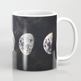 Mistery Moon Coffee Mug