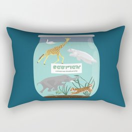 Ecorich Rectangular Pillow