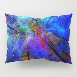 Colorful forest Pillow Sham