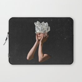Crystal Visions I Laptop Sleeve
