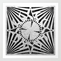 Box of Gateways Art Print