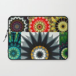 Kaleidoscope Photo Art Laptop Sleeve