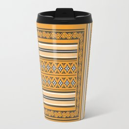 Maldivian Traditional Mat Travel Mug