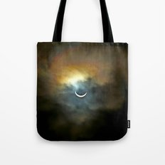 Solar Eclipse 2 Tote Bag