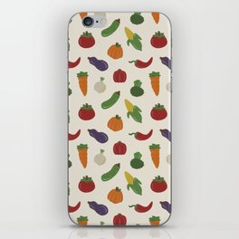 Eat Green iPhone Skin