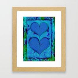 Comfort 2 Framed Art Print