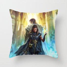 Failed Future Full Wrap Throw Pillow