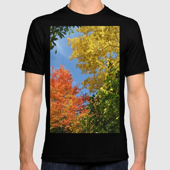 Autumn Treetops T-shirt