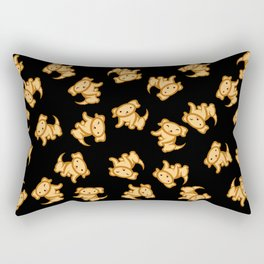 Yellow Labs! Rectangular Pillow