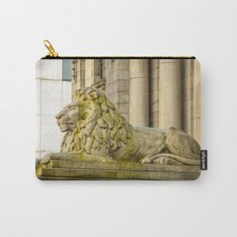 Vancouver Art Gallery Lion Carry-All Pouch