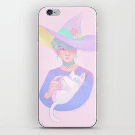 Witchy iPhone Skin