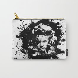 Ludwig van Beethoven Carry-All Pouch