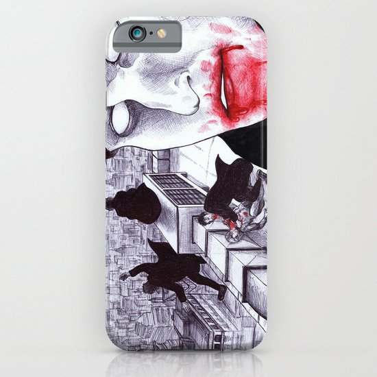 """""""Modern Vampires of the City"""" by Cap Blackard iPhone & iPod Case"""