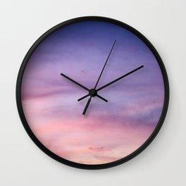 Sunset 3862 Wall Clock