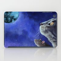 friendship iPad Cases featuring Friendship by Mihai Paraschiv