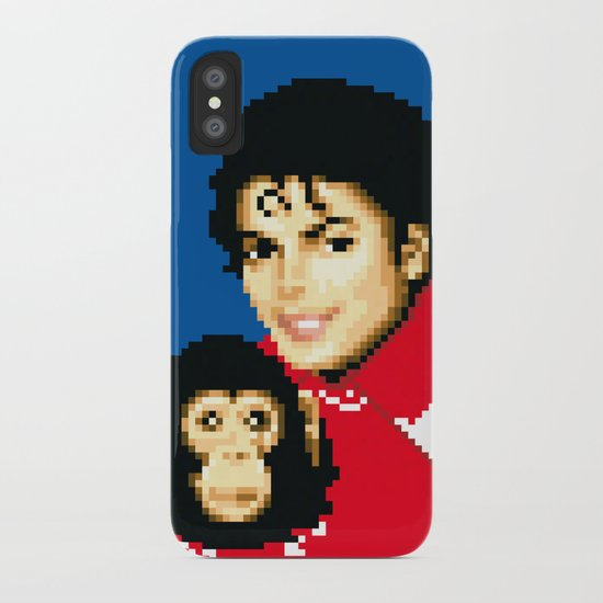 walkers from the moon iPhone Case