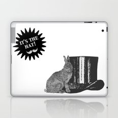 magic rabbit Laptop & iPad Skin